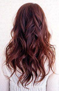 Et si on optait pour une jolie couleur auburn ? #auburn #cheveux #hair…                                                                                                                                                                                 Plus