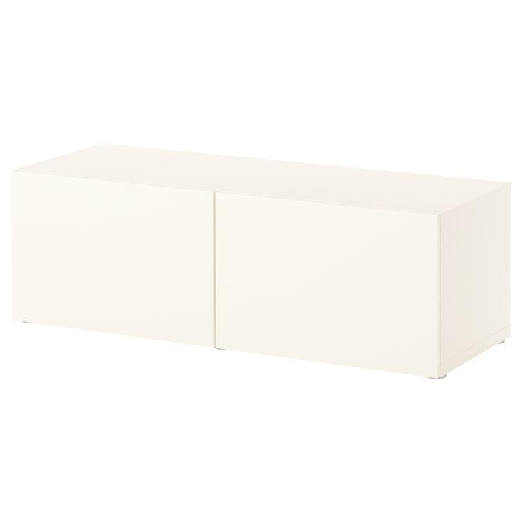 BESTÅ Wall cabinet with doors - IKEA