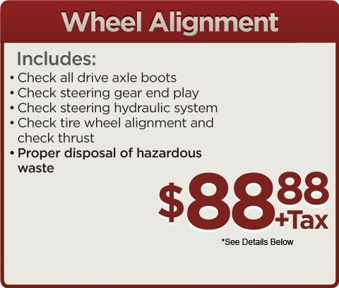 Front End Alignment Coupons >> Front End Alignment Coupon September 2018 Deals