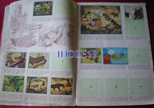 Album-Panini-le-livre-de-la-jungle-walt-disney