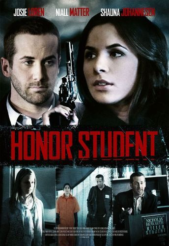 Honor Student [DVD] [2015]