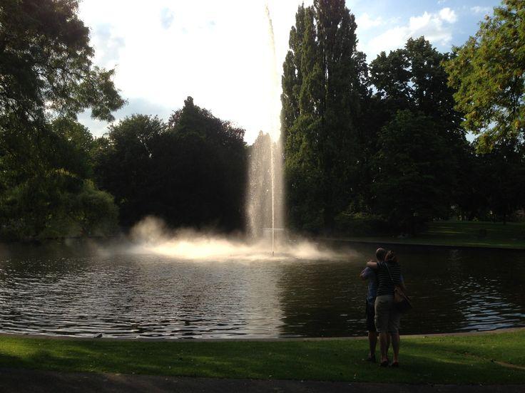 Valkenberg park Breda