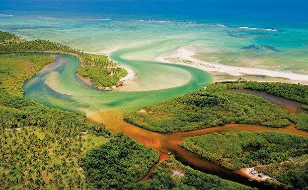 Foz do rio Tatuamunha - Alagoas (byLuciano Candisani)