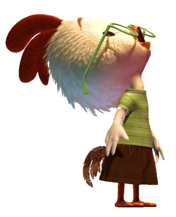 chicken little sky is falling image - Google Search