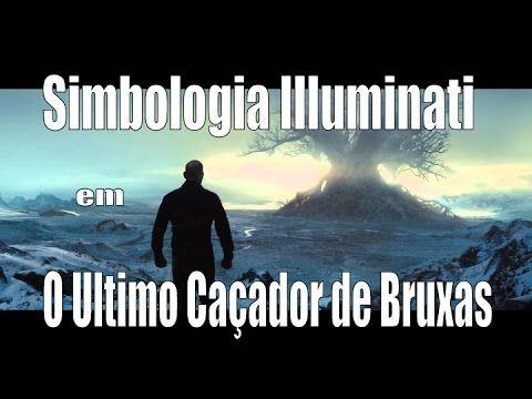 Simbolismo Illuminati em O Ultimo Caçador de Bruxas