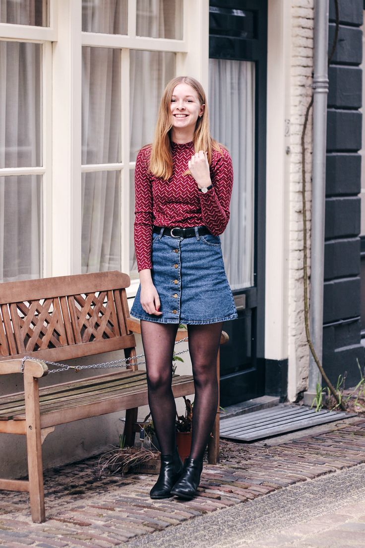 49 Best Images About Fall + Winter Outfit Ideas On Pinterest | Fashion Outfits Skirts And Winter