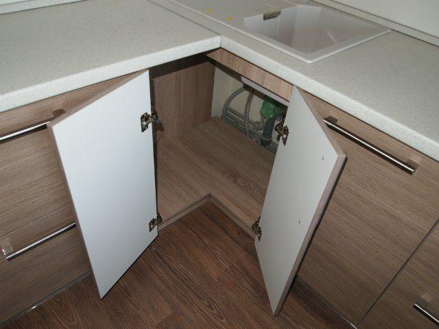 Верхняя угловая секция на кухне под углом 90 градусов- удобно ли? - Дизайн интерьера - Babyblog.ru