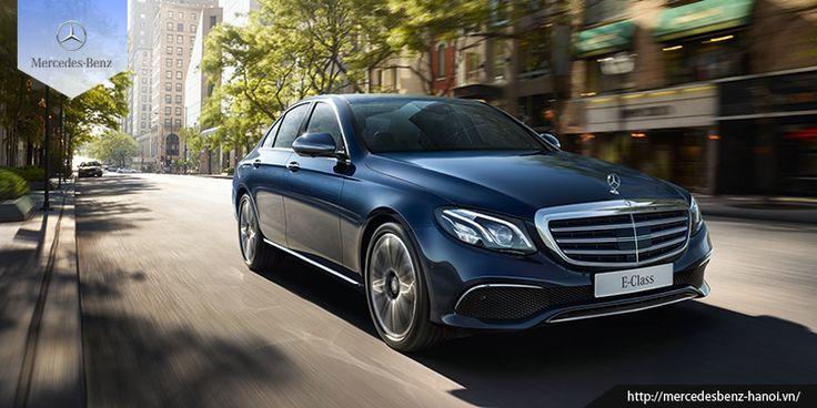 Mercedes E200 một chiếc xe đạt được đến mức độ hoàn hảo khi mà tất hội tụ tất cả những thứ tinh túy nhất của dòng xe E – Class. Không một ai có thể làm ngơ