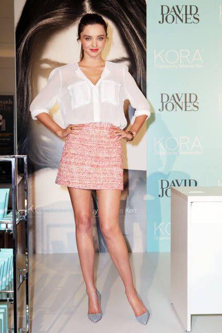 Miranda Kerr Style - Fashion and Beauty Photos of Miranda Kerr - ELLE