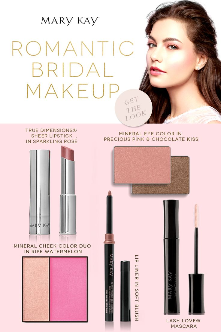 Make the best night of your life the most romantic with Soft Blush and Sparkling Rosé! | Mary Kay