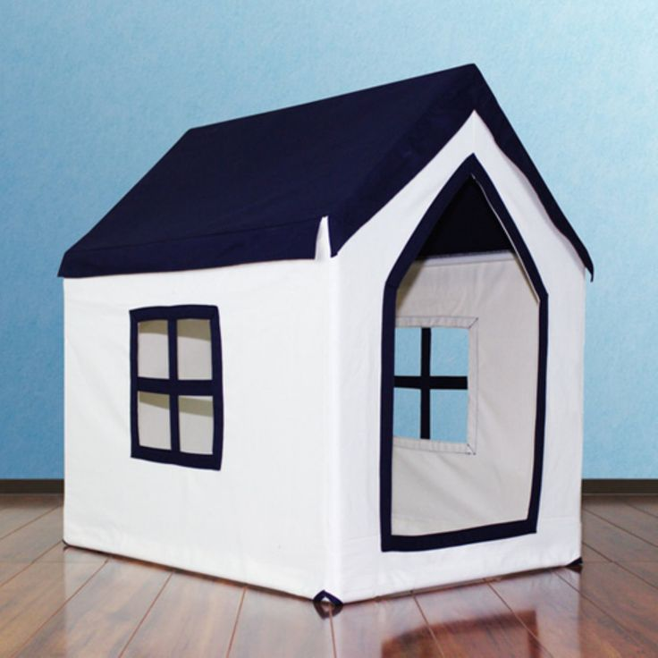 Dexton Kids Dog House with Floor Mat - DX-701