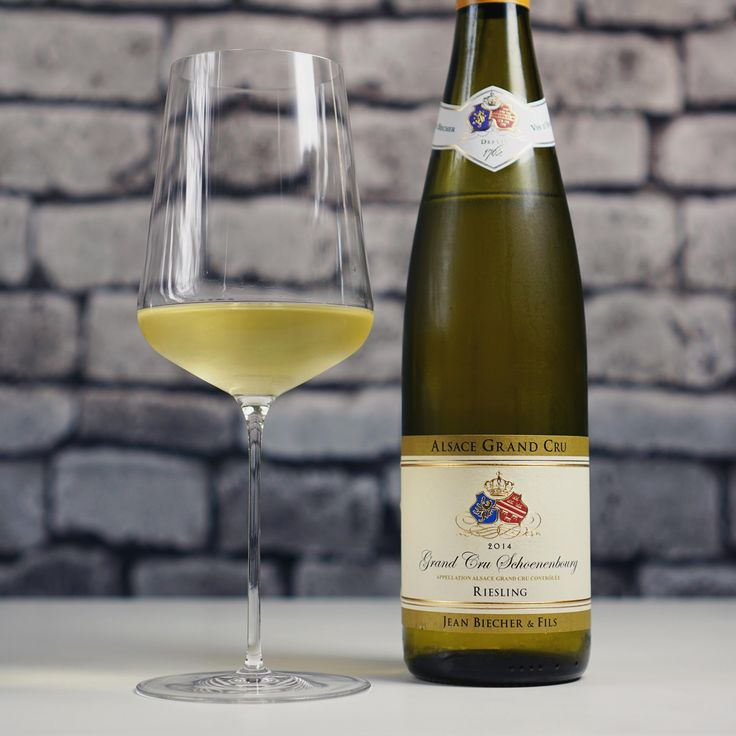 Jean Bircher & Fils Alsace Grand Cru Schoenenbourg Riesling 2014 #wine #winelover #tips #vino #WineWednesday #winelovers #Italy