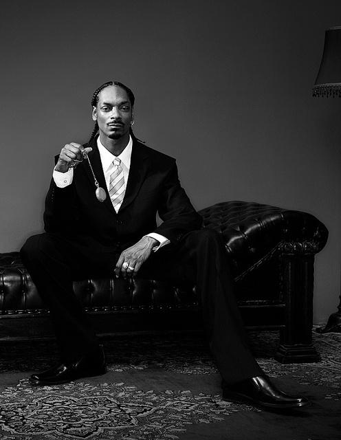 Snoop Dog by Stephen Stickler