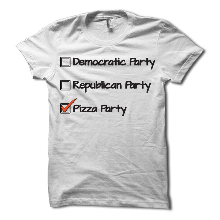 With the upcoming election...im for any type of party besided the democratic and republican...