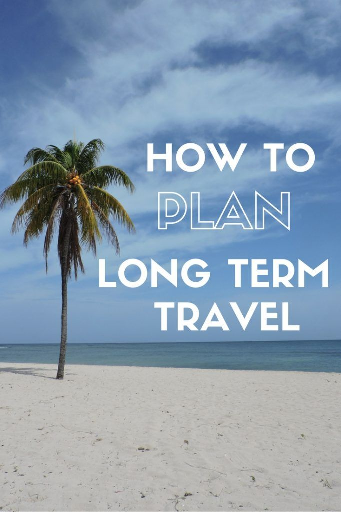 Considering long term travel planning but don't know where to start? Practical…