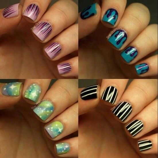 10 best spring 2017 nail trend images on Pinterest | Prom nails ...