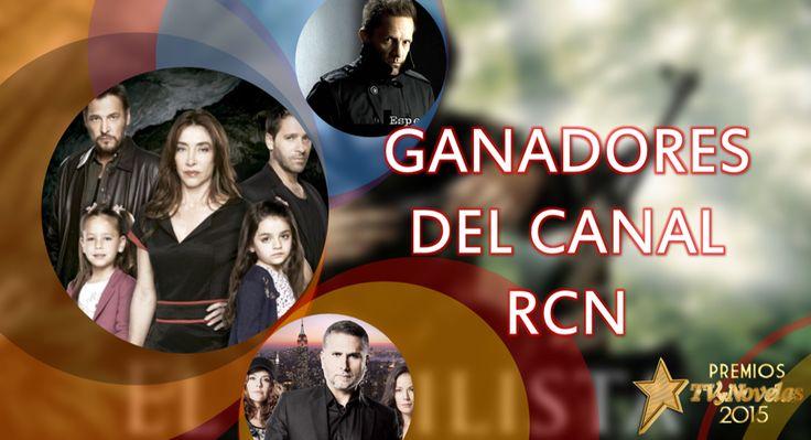 Canal RCN, Líder En Los Premios TvyNovelas 2015 - Critica Novela Tv