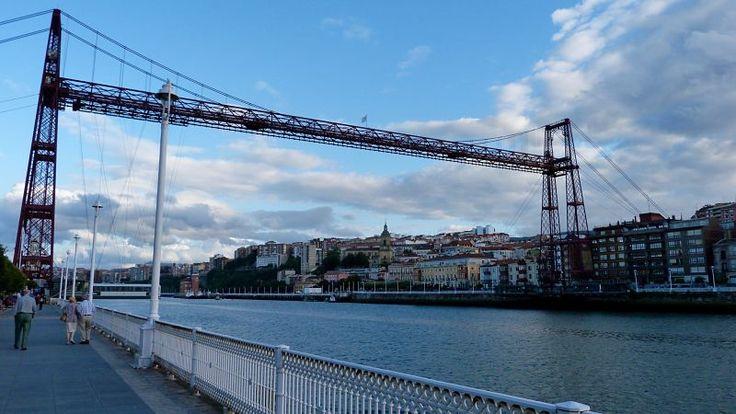 Getxo y el Puente Colgante más antiguo del mundo