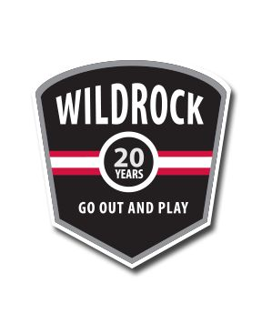 Wildrock Outfitters gift cards - he can buy camping and outdoors gear here at our local outfitters.