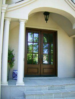Great Entrance Door - Fiberglass Doors Toronto  www.fiberglassdoorstoronto.com