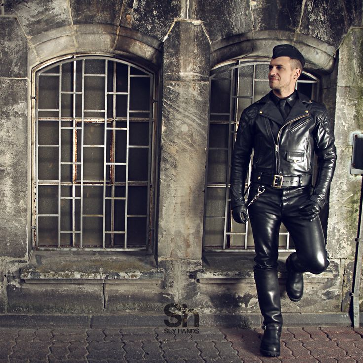 sly hands fetish artist photo spandex pinterest leather and leather men. Black Bedroom Furniture Sets. Home Design Ideas