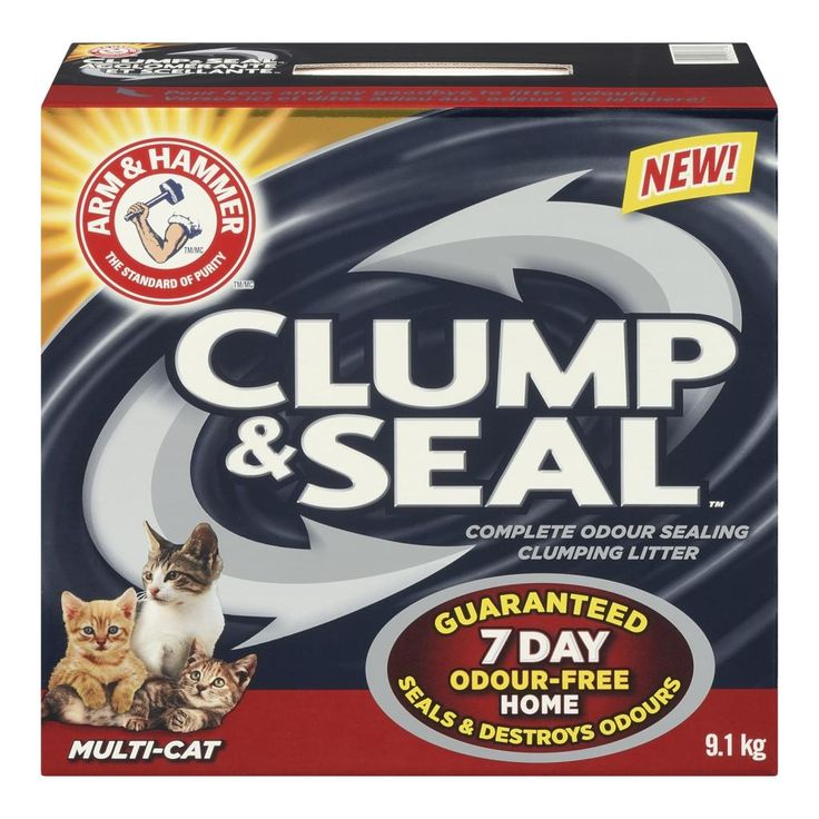 Arm & Hammer Clump & Seal Cat Litter Giveaway (Canada Only) - Our Family World