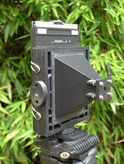 Making a 3D Printed 4x5 Inch Pinhole Camera - Lomography