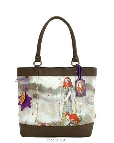 Handbag - The Guide, Santoro's Willow