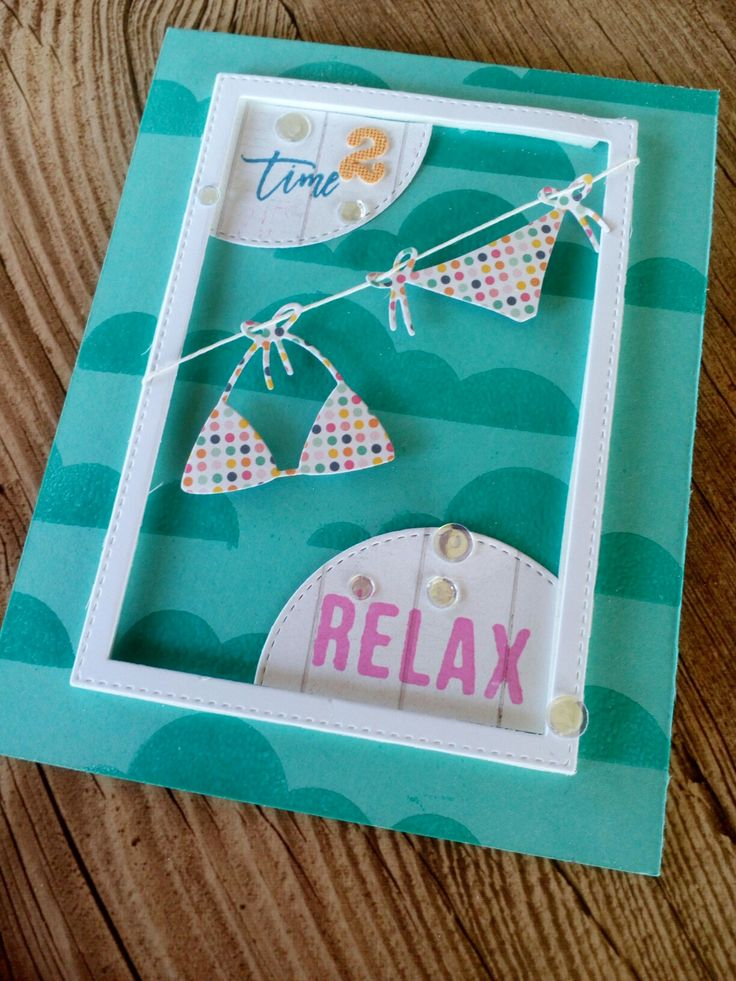 10 Cards 1 Kit Simon Says Stamp July Card Kit Summer Hello