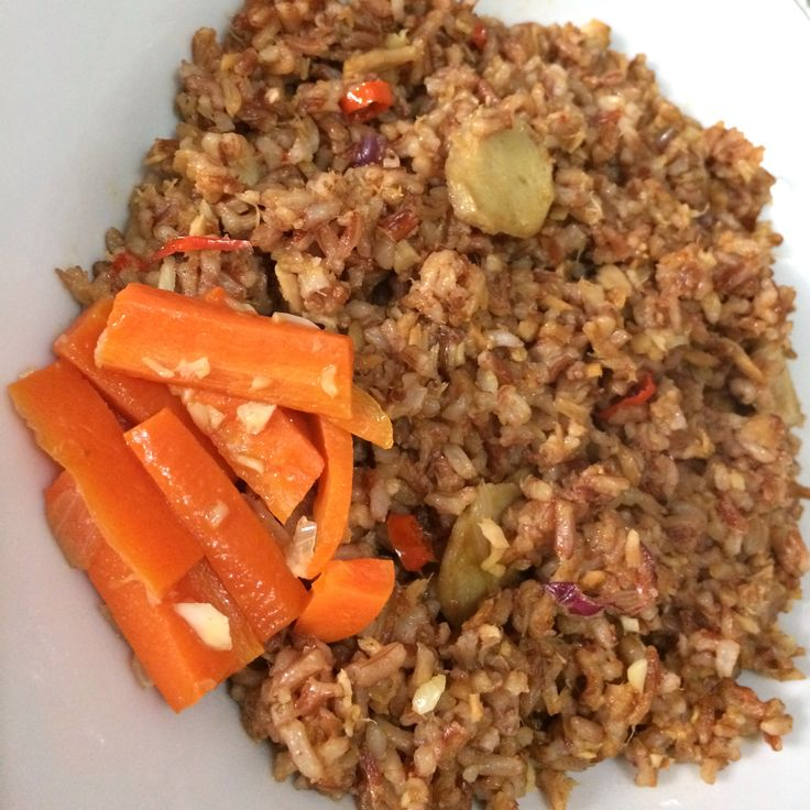 Nasi goreng hot tuna 👏