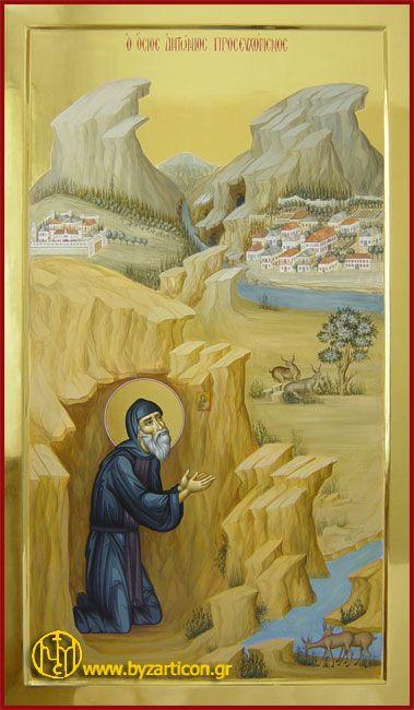 Antonio, nomade di Dio nel cuore del deserto