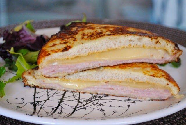 """Невыразимая легкость кулинарного бытия...: Сэндвич """"Монте-Кристо"""""""