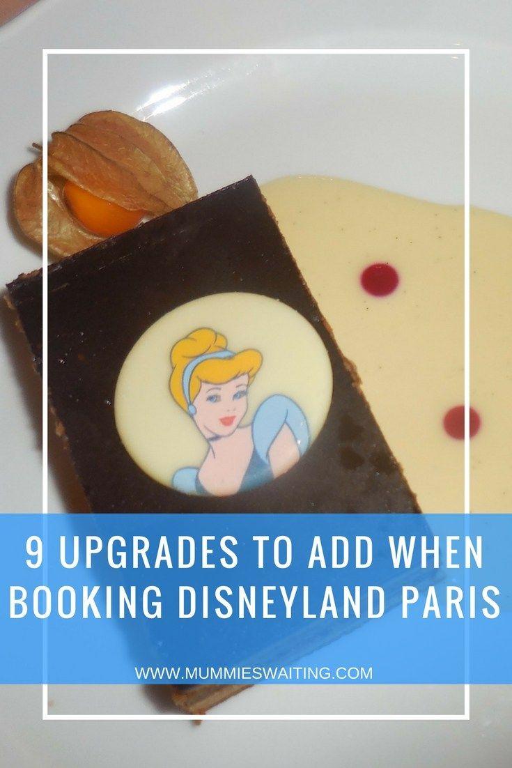 9 upgrades to add when booking Disneyland Paris