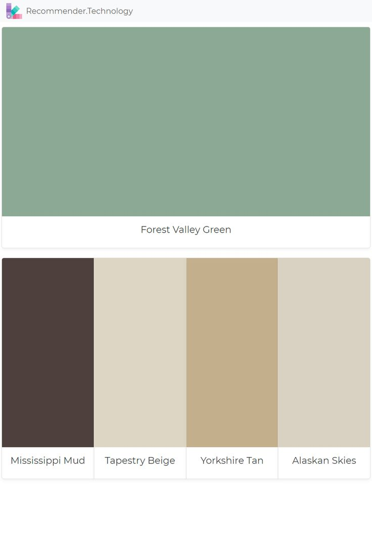2020 Exterior House Colors