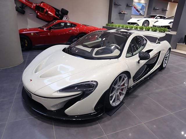 McLaren P1 For Sale in Saudi, And It's Absolutely Stunning