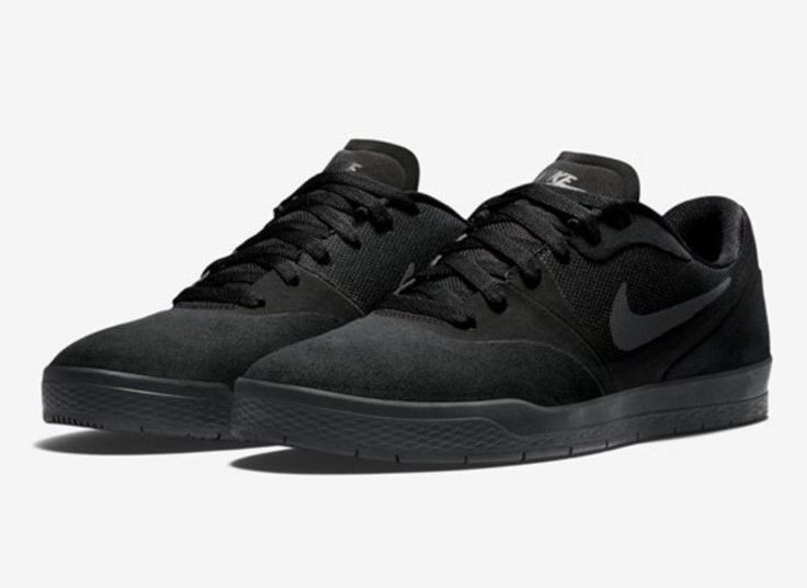 Nike Men's Paul Rodriguez 9 CS Athletic Snickers Shoes Black Size 11 New #Nike #AthleticSneakers