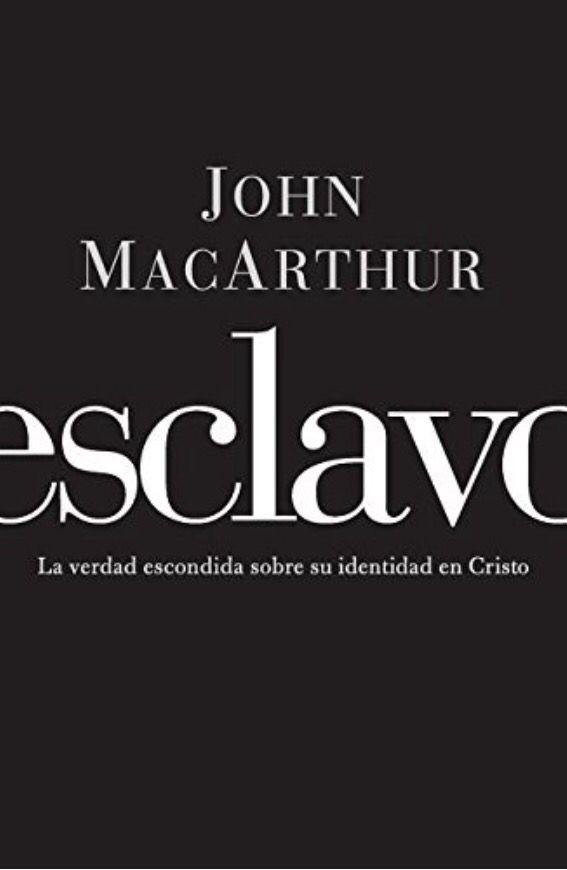Libro: esclavo Autor : John MacArthur