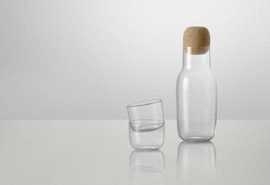 Muuto - Design - Accessories - carafes - Corky - Andreas Engesvik - muuto.com
