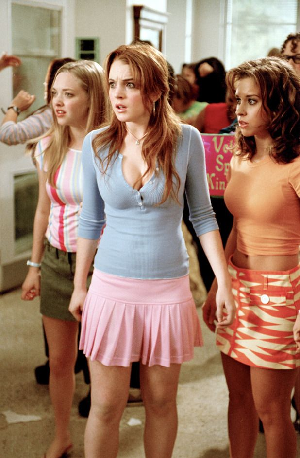Mean Girl is a great teen girl movie choice. Description from pinterest.com. I searched for this on bing.com/images