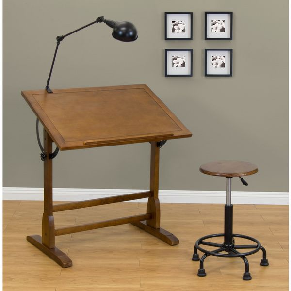 Studio Designs, Inc. Vintage Drafting Table W X D) At School Outfitters