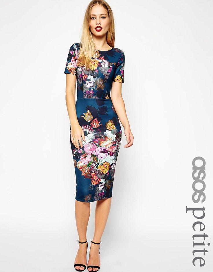 ASOS dress ~ wedding guest outfit idea