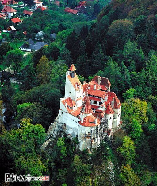 Castillo Corvin, Transilvania