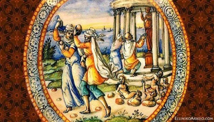 Ο Κατακλυσμός του Δευκαλίωνα & ο Έλλην - ΠΟΛΥ ΠΡΙΝ ΑΠΟ ΤΟΝ ΝΩΕ... | Όλυμπος Εφημερίδα