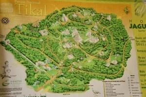 2012年12月21日人類滅亡説!? マヤ文明の遺跡、ティカル遺跡 ~グアテマラ~ tikal1
