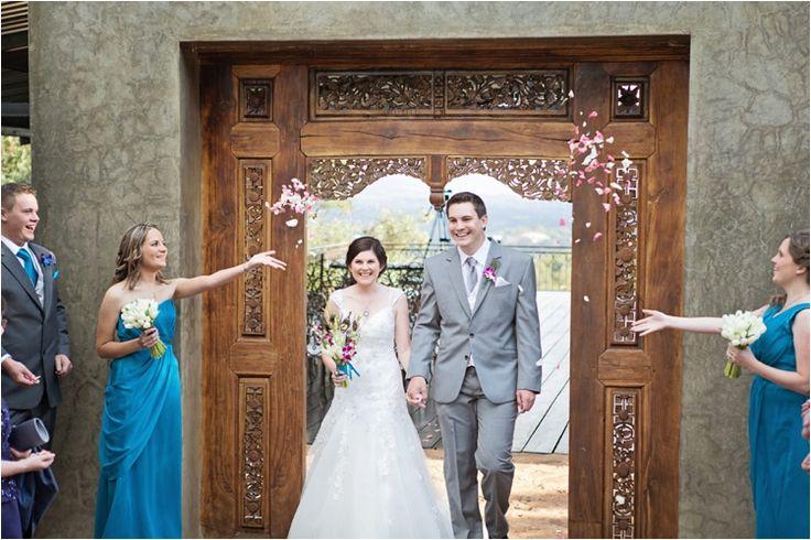 Jaclyn & Shaun   Red Ivory wedding