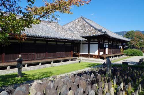 Gangoji Temple (UNESCO) - Nara