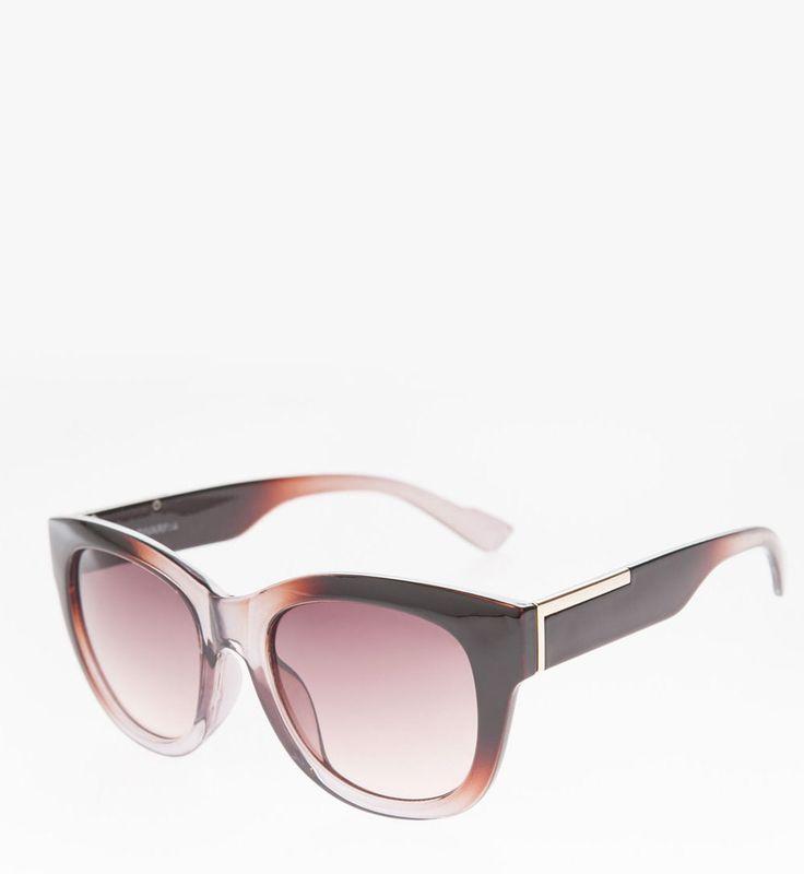 Modne okulary przeciwsłoneczne z sieciówek - wiosna lato 2015, Stradivarius, 45,90zł, fot. mat. prasowe