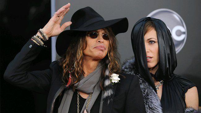 Steven Tyler's New Wife | Mean girl': Aerosmith singer ...