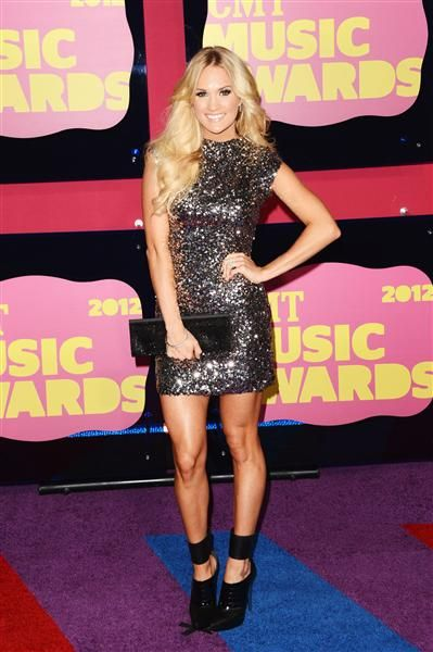 Carrie looks AMAZING! You can never go wrong with sequins for awards. #CMTawards #CarrieUnderwood #WonderwallRandy Rahm, Music Awards, Dresses, Red Carpets, Cmt Music, 2012 Cmt, Cmt Awards, Carrie Underwood, Carrieunderwood