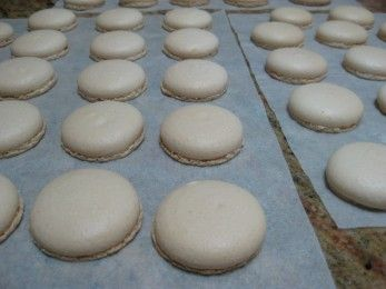 Macaron's my way in the Thermomix